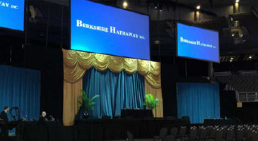 Berkshire Hathaway AGM 2016