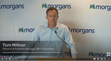 BKI Results - Morgans Financial - Tom Millner Briefing